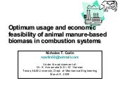 Presentation - Coal and Biomass Com...