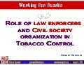 Hemant Goswami on Tobacco Control