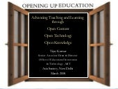 Advancing Teaching and Learning thr...