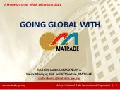 Going Global with MATRADE - A Prese...
