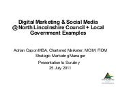 Digital Marketing & Social Media Pr...
