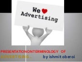 Presentation on terminology    of  ...