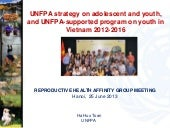 Presentation on unfpa strategy on a...