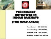 Presentation railways