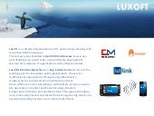 Join Us! Luxoft Poland