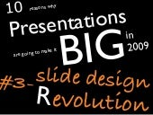 Slide Design Wishlist - 10 reasons ...