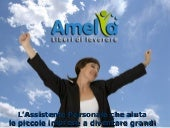 Amelya, una start-up per le piccole...
