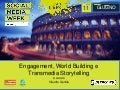Engagement, World Building e Transmedia Storytelling:  IL CASO DI URBAN LIVES