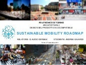 Sustainable mobility roadmap - mast...