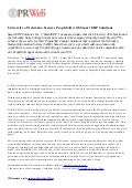 Press Release - University of Nebraska Secures PeopleSoft with Smart ERP Solutions 2010-09-15