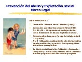 Prevencion Abuso y Explot. Sexual