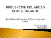 Prevension Abuso Sexual Infantil