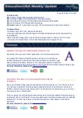 EducationUSA Weekly Update, #374, April 14, 2014