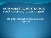 Nová marketingová strategie agentur...