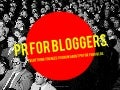 PR for bloggers 2