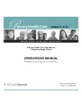 Primary Health Care Renewal In Bc