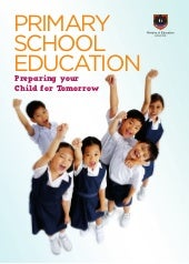 Primary school-education-booklet