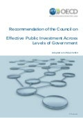 Recommendation of the OECD Council on Effective Public Investment Across Levels of Government