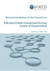Recommendation of the OECD Council ...