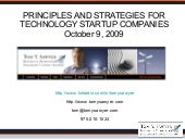Principles And Strategies For Techn...