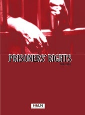 Prisons' Right, Volume 2
