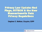 Privacy update 04.29.2010