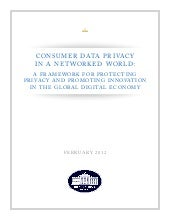 White Paper | Consumer Data Privacy...
