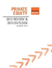 Private Equity 2012 Review