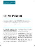 Reputation Rating Energie - Ohne Power