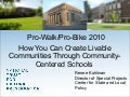 Creating Livable Communities Through Smart School Siting