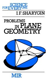 Problems in-plane-geometry-Sharygin