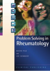 Problem Solving In Rheumatology