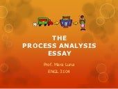 Creating A Winning Topic For A Process Analysis Essay