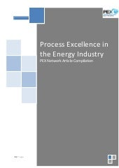 Process Excellence In Energy   Arti...