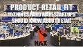Product retail fit - 10 things hardware startups should know