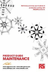 Product Guide maintenance