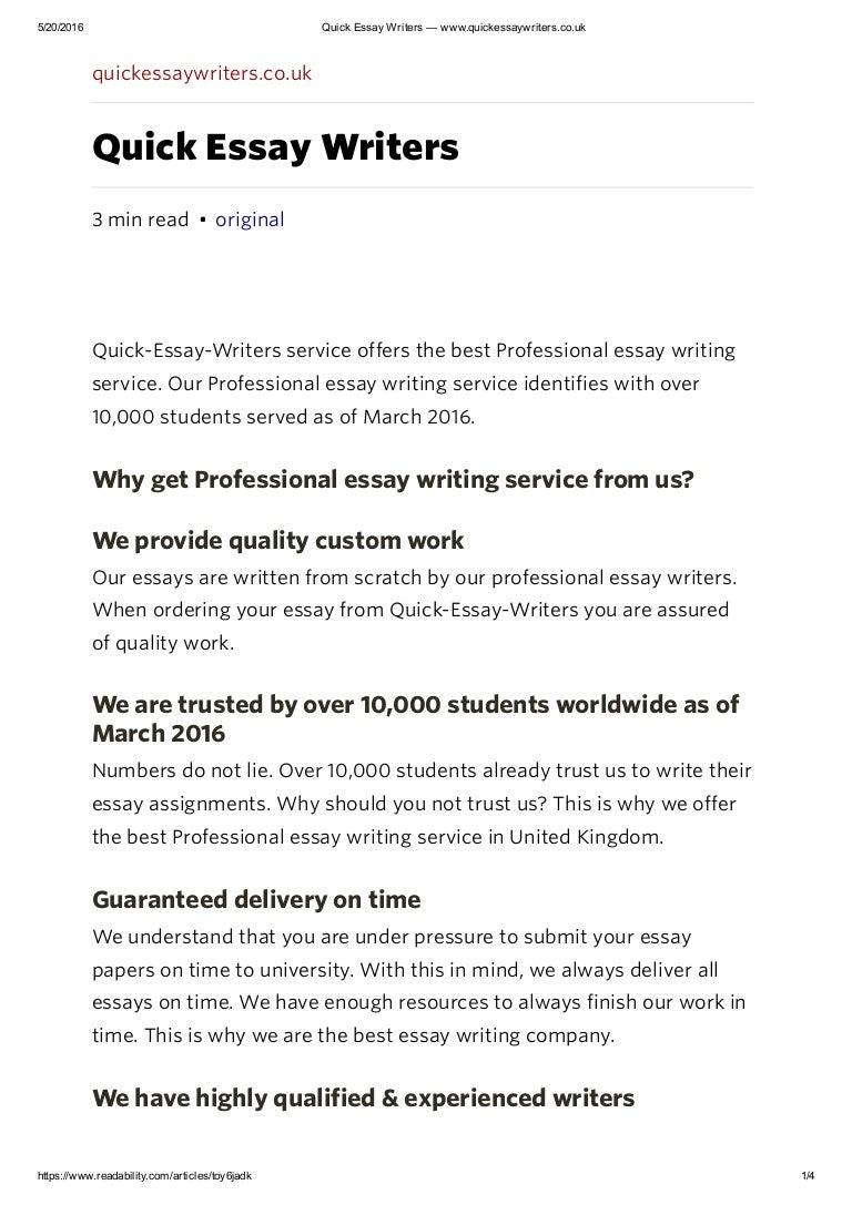 Essay writer paypal