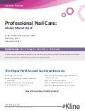 Professional Nail Care: Global Market Brief Brochure