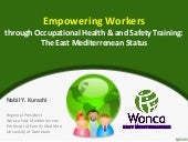 Empowering workers through occupati...