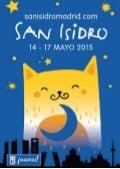 San Isidro. Cartel fiestas