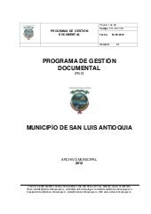 Programa gestion documental san lui...