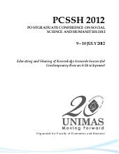 Program book (PCSSH 2012)