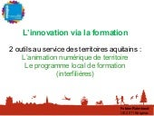 Programme local de formation interf...