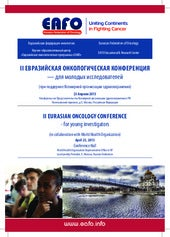 II Eurasian Oncology Conference for...