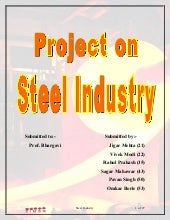 Project Steel Industry