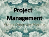 Project Management & EU's YOUTH Pro...