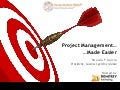 Project management made simpler