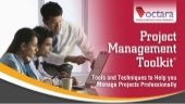 Project Management Toolkit - Presen...