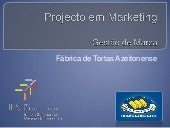 Projecto Em Marketing 2007