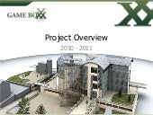 Project Overview Gameboxxx